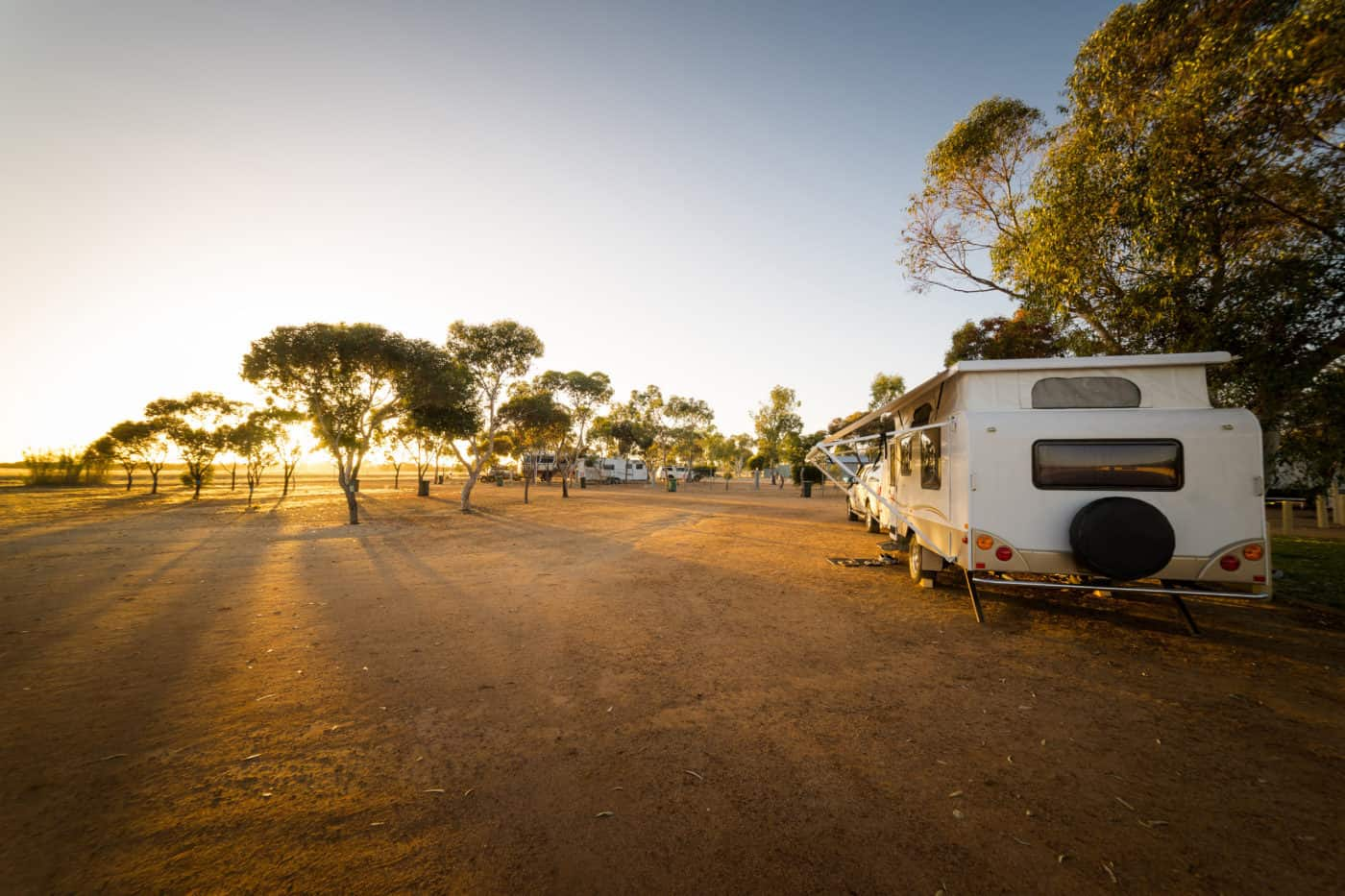 Caravan spare parts at Katherine Camping & Fishing